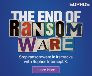 Stop ransomware attacks with Sophos